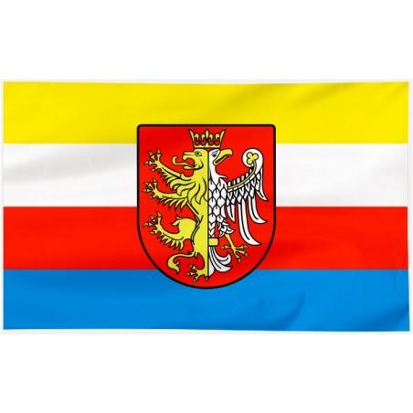 Flaga Krosna 300x90cm