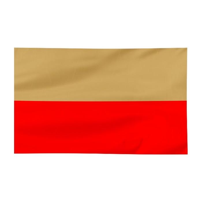 Flaga Leszna 300x150cm