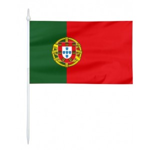 Chorągiewka Portugalii 50x30cm