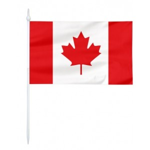 Chorągiewka Kanady 30x19cm