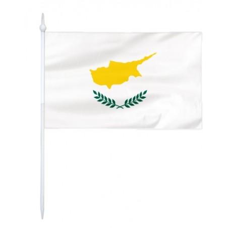Chorągiewka Cypru 11x6cm