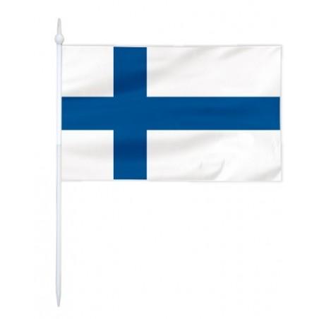 Chorągiewka Finlandii 11x6cm