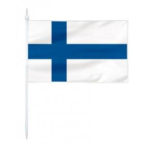 Chorągiewka Finlandii 17x10cm