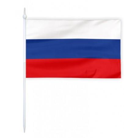 Chorągiewka Rosji 11x6cm