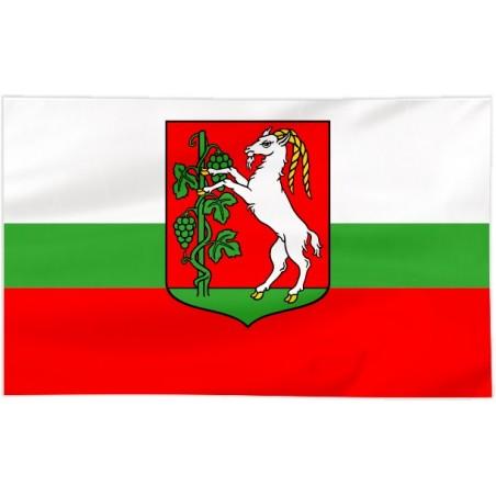 Flaga Lublina 120x75cm