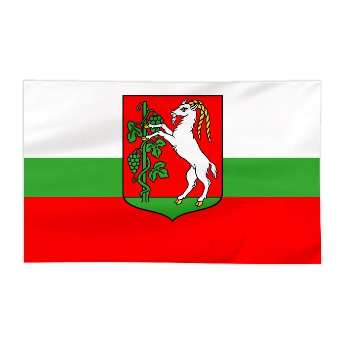 Flaga Lublina 150x90cm