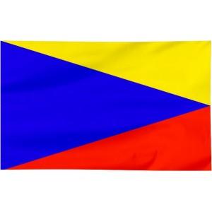 Flaga Łomży 100x60cm
