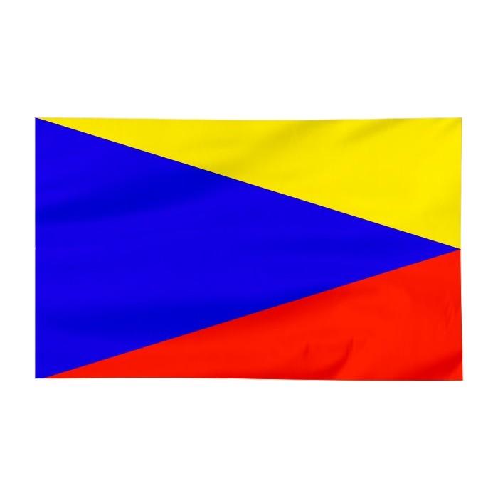 Flaga Łomży 120x75cm