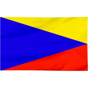 Flaga Łomży 300x150cm