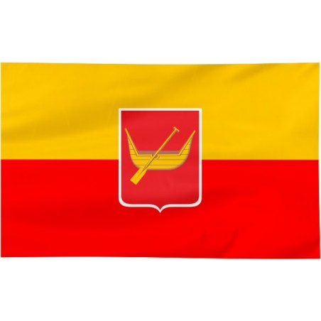 Flaga Łodzi 150x90cm