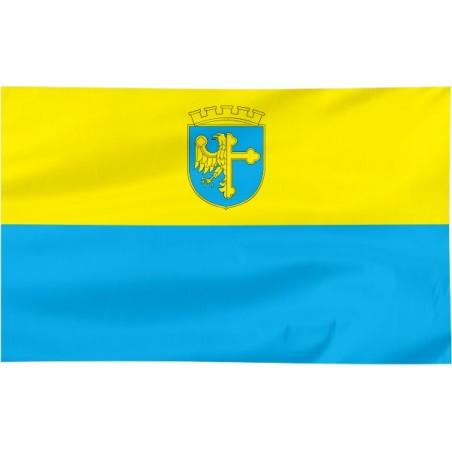Flaga Opola z herbem 150x90cm