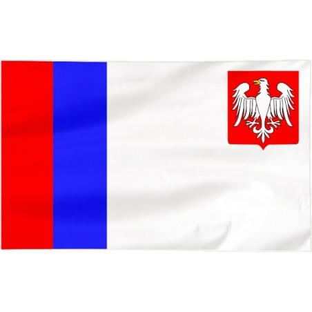 Flaga Piotrkowa Trybunalskiego 100x60cm