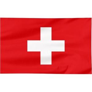 Flaga Szwajcarii 100x60cm