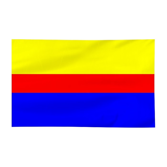 Flaga Płocka 300x150cm
