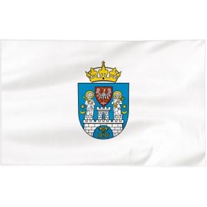 Flaga Poznania 300x150cm