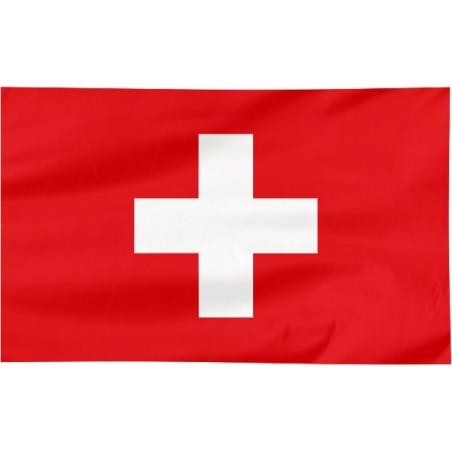 Flaga Szwajcarii 120x75cm
