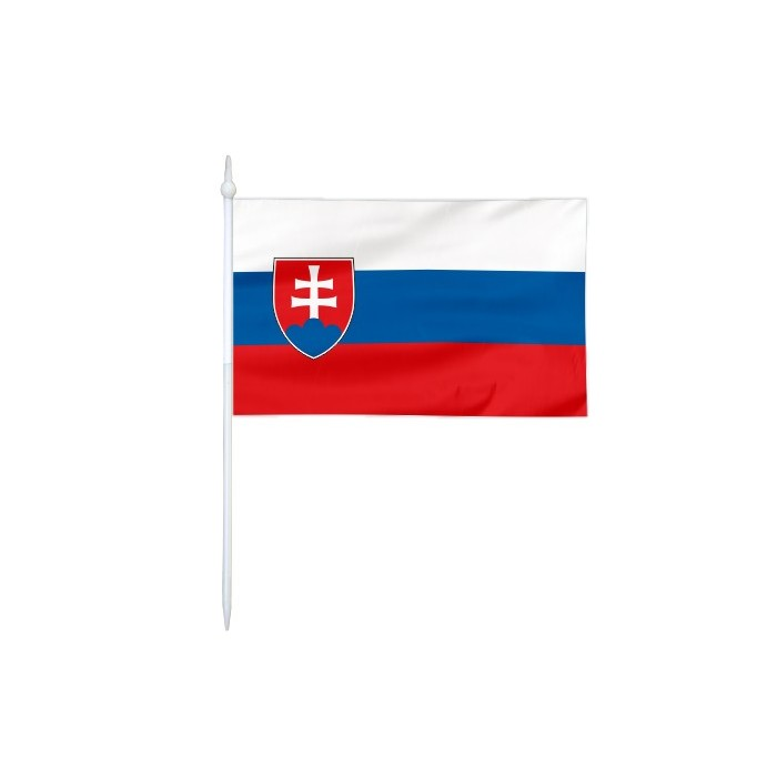 Chorągiewka Słowacji 24x15cm