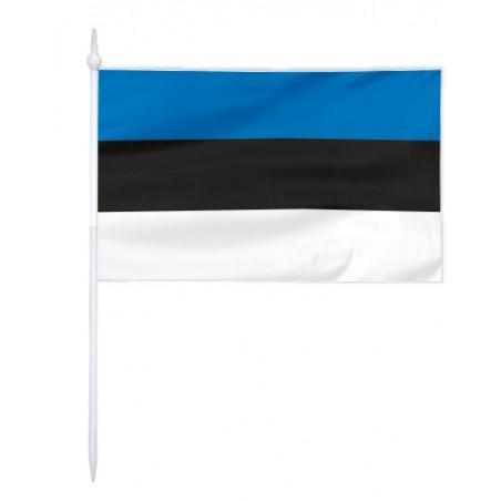 Chorągiewka Estonii 24x15cm