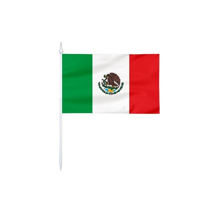 Chorągiewka Meksyku 24x15cm