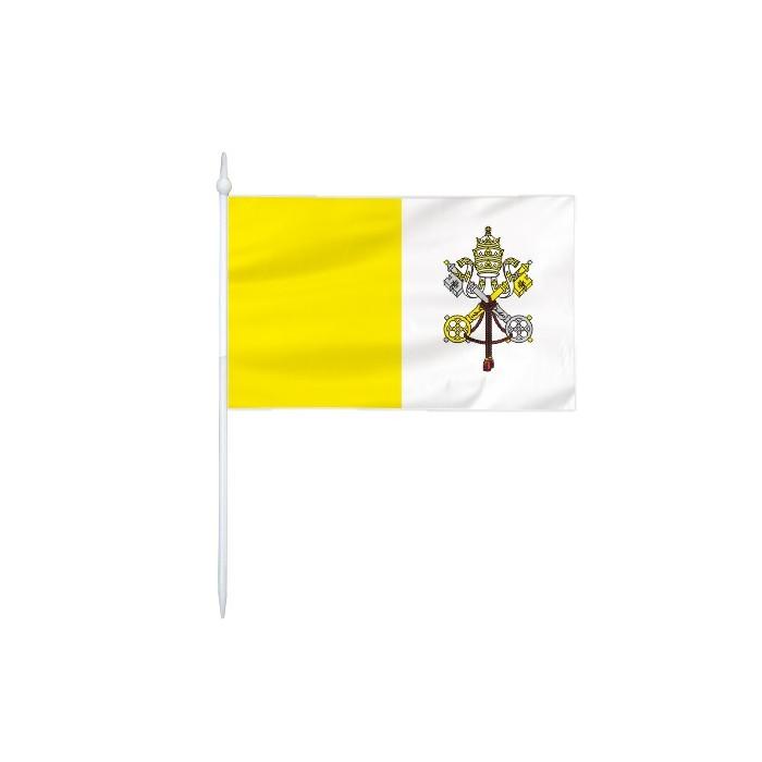 Chorągiewka Watykanu 24x15cm