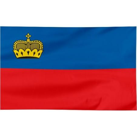 Flaga Liechtensteinu 120x75cm