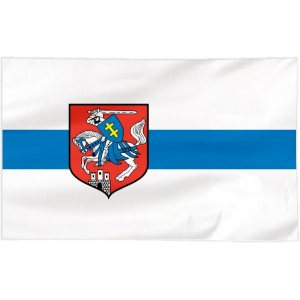 Flaga Siedlec 120x75cm
