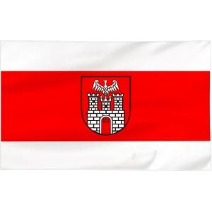Flaga Sieradza 100x60cm