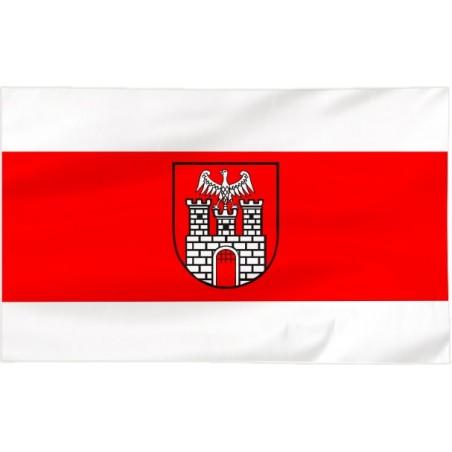 Flaga Sieradza 150x90cm