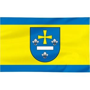 Flaga Skierniewic 100x60cm