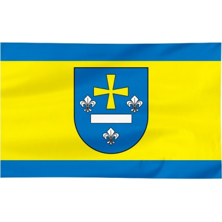 Flaga Skierniewic 150x90cm