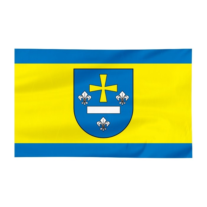Flaga Skierniewic 300x150cm