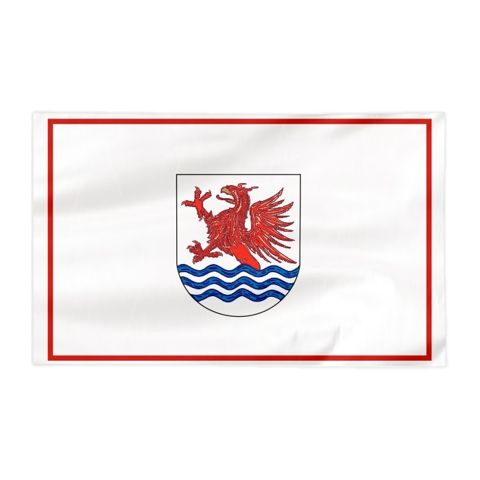 Flaga Słupska 100x60cm
