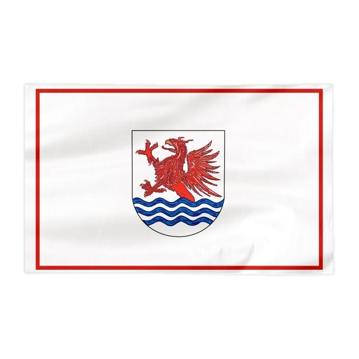 Flaga Słupska 120x75cm