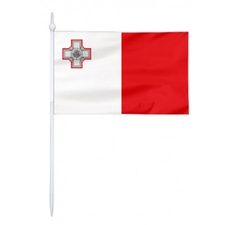 Chorągiewka Malty 11x6cm
