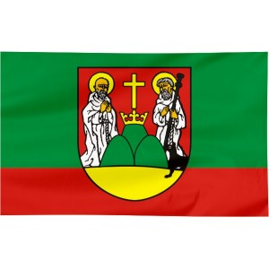 Flaga Suwałk 120x75cm