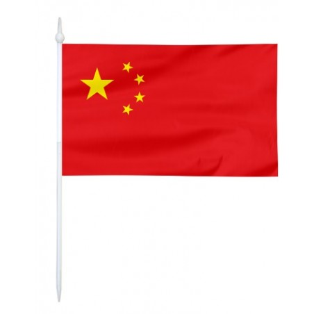 Chorągiewka Chin 17x10cm