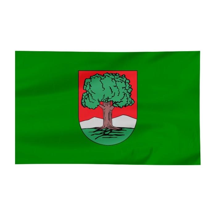 Flaga Wałbrzycha 300x150cm