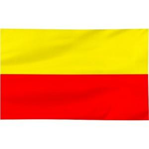 Flaga Warszawy 120x75cm