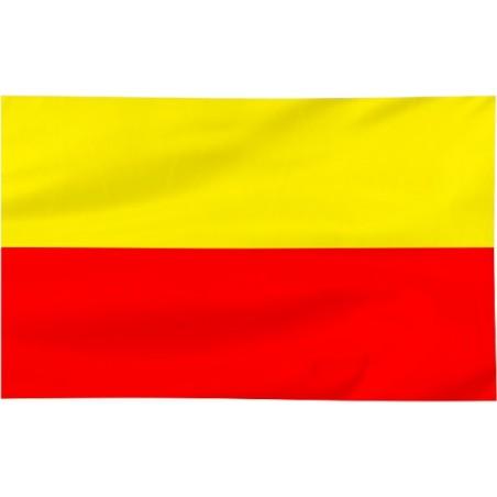 Flaga Warszawy 300x150cm