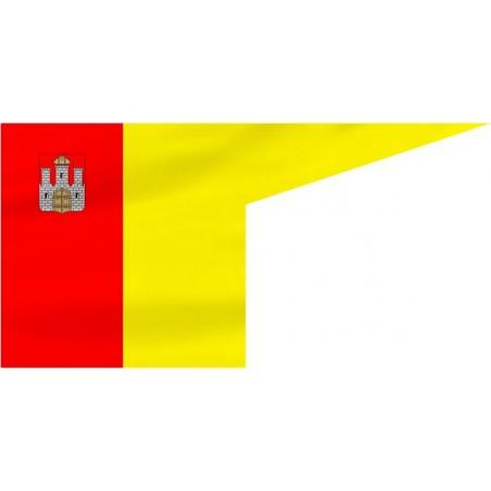 Flaga Włocławka 120x75cm