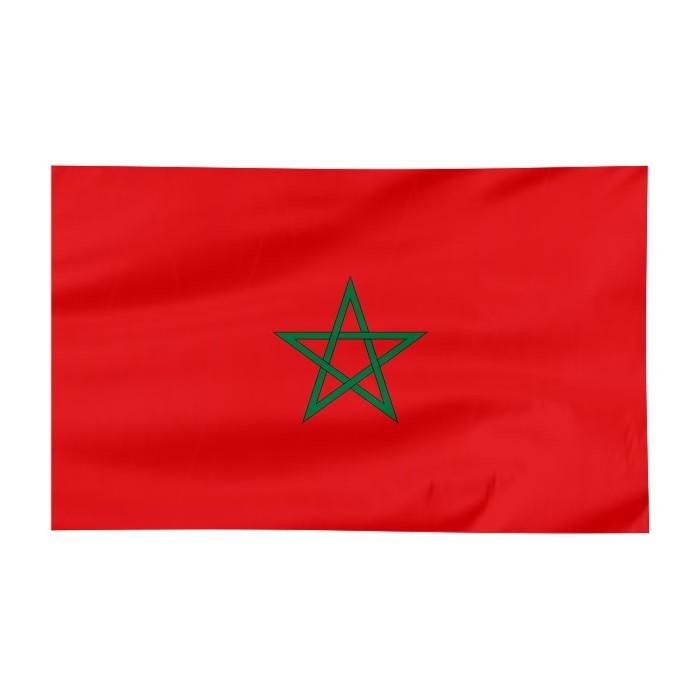 Flaga Maroka 120x75cm