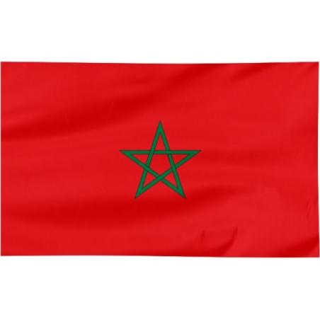 Flaga Maroka 150x90cm
