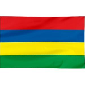 Flaga Mauritiusa 300x150cm