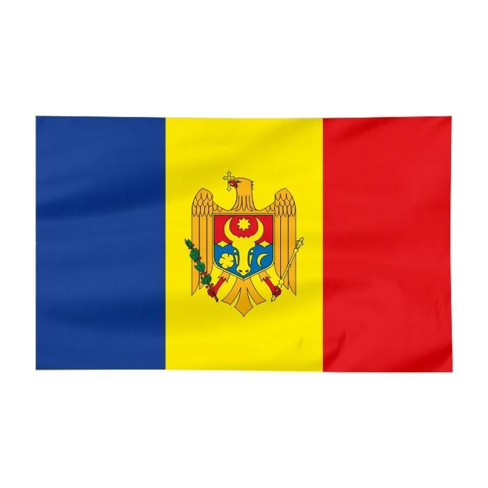 Flaga Mołdawii 120x75cm