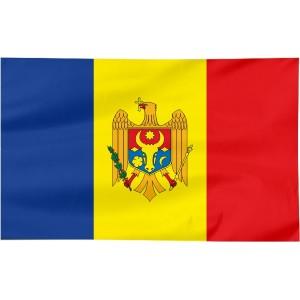 Flaga Mołdawii 150x90cm