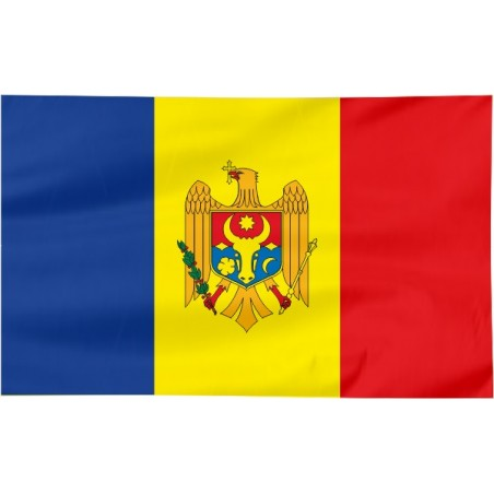 Flaga Mołdawii 300x150cm