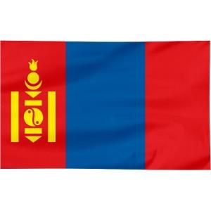 Flaga Mongolii 100x60cm