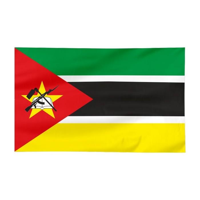 Flaga Mozambiku 100x60cm