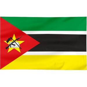 Flaga Mozambiku 300x150cm