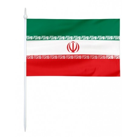 Chorągiewka Iranu 50x30cm